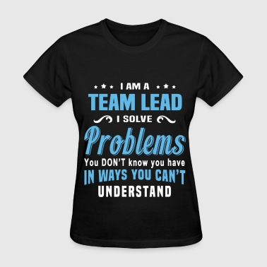Team Lead - Women's T-Shirt