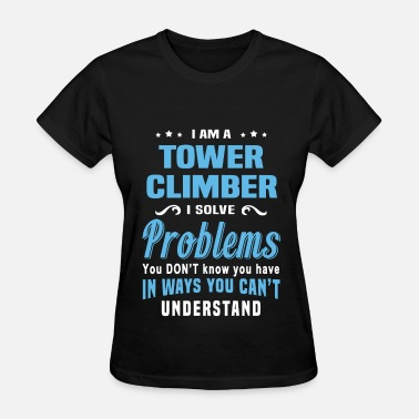 Climber Tower Climber - Women's T-Shirt