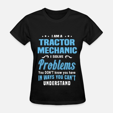 Tractor Clothing Tractor Mechanic - Women's T-Shirt