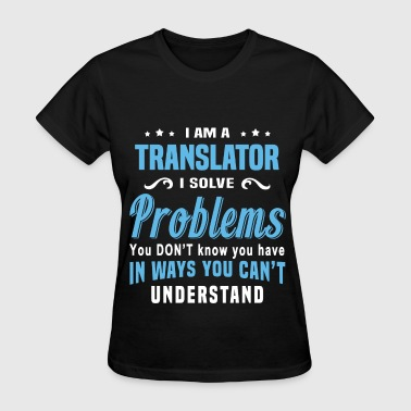 Translator - Women's T-Shirt