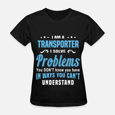 Transport Transporter - Women's T-Shirt