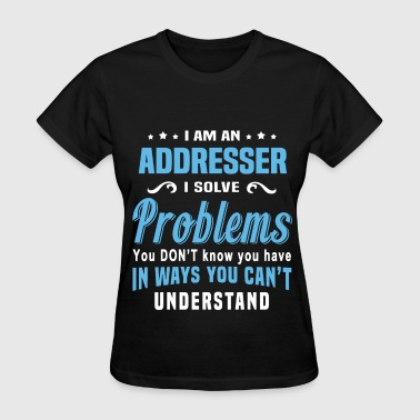Addresser - Women's T-Shirt