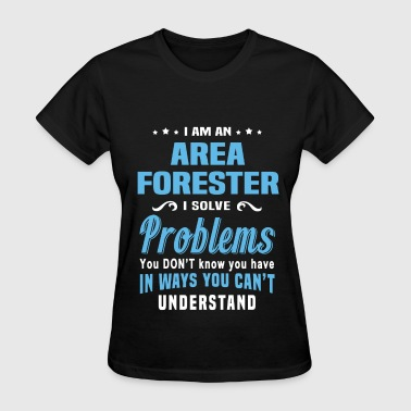 Area Forester - Women's T-Shirt