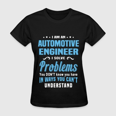 Automotive Engineer - Women's T-Shirt
