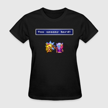 spoony bard - Women's T-Shirt