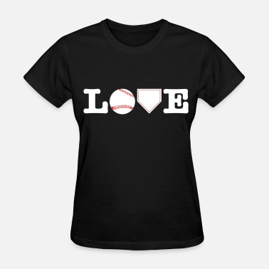 Baseball Love Baseball - Women's T-Shirt