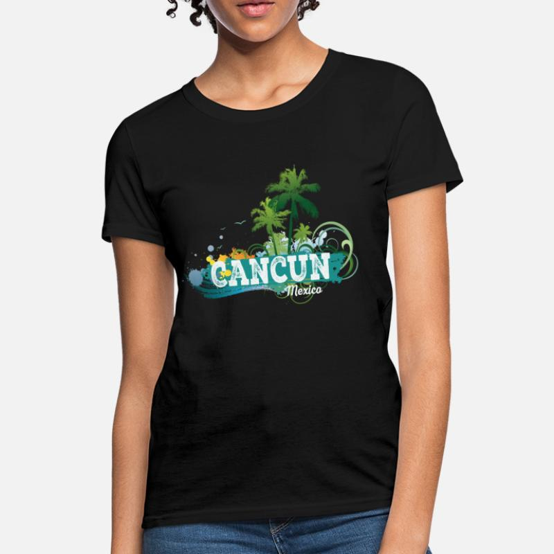 eb9acd51be2 Shop Cancun Vacation T-Shirts online
