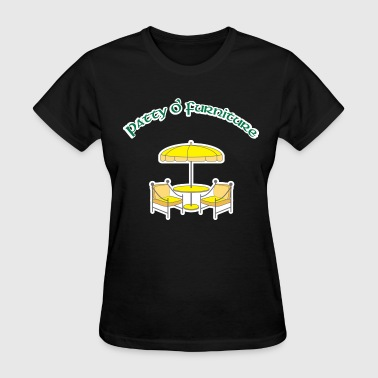 Patty O'Furniture - Women's T-Shirt