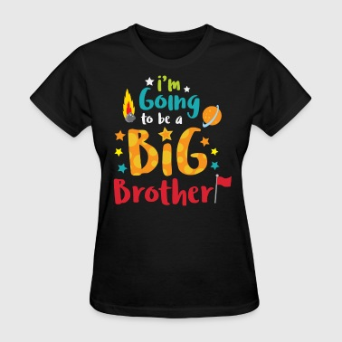 Big Brother Space Theme Light Promotion - Women's T-Shirt