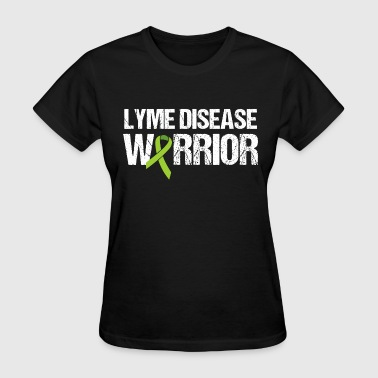 Lyme Disease Warrior - Women's T-Shirt