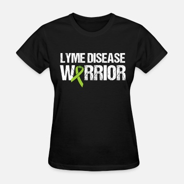 Lyme Disease Lyme Disease Warrior - Women's T-Shirt