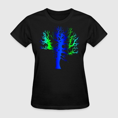 tree - Women's T-Shirt