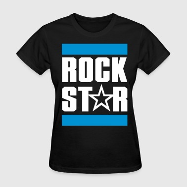 Rock Star - Women's T-Shirt