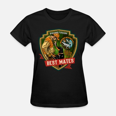 Sanguemiele Bird Dog best mates - Women's T-Shirt