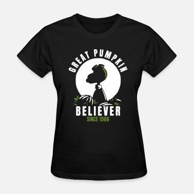 Believer Great Pumpkin Believer - Women's T-Shirt