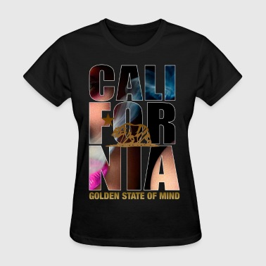 california_smoke_pink - Women's T-Shirt