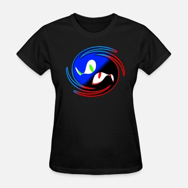 Blue Black and Blue - Women's T-Shirt