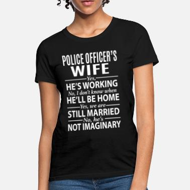Police Wife Police Wife - Women's T-Shirt