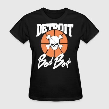 Detroit Swag Detroit Pistons Bad Boys basketball - Women's T-Shirt