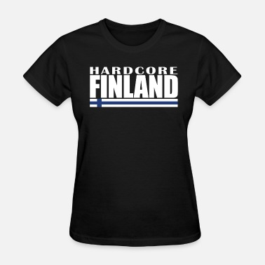 Happy Hardcore Hardcore Finland - Women's T-Shirt