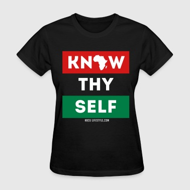 Know Thy Self - Women's T-Shirt