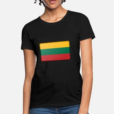 Lithuania Flag Lithuania Flag - Women's T-Shirt