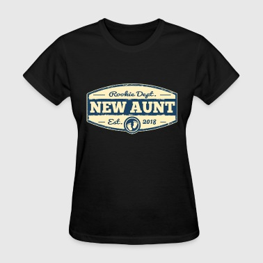 New Aunt Est. 2018 - Women's T-Shirt