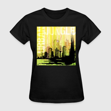 urban jungle - Women's T-Shirt
