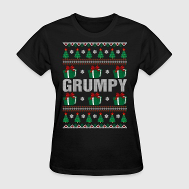 grumpy - Women's T-Shirt