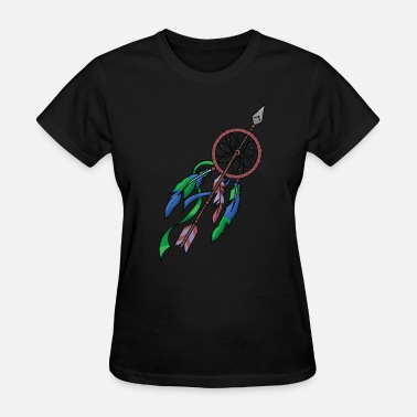 Esoteric Dreamcatcher positive Esoteric Festical Spirit chakra new teeshirt - Women's T-Shirt