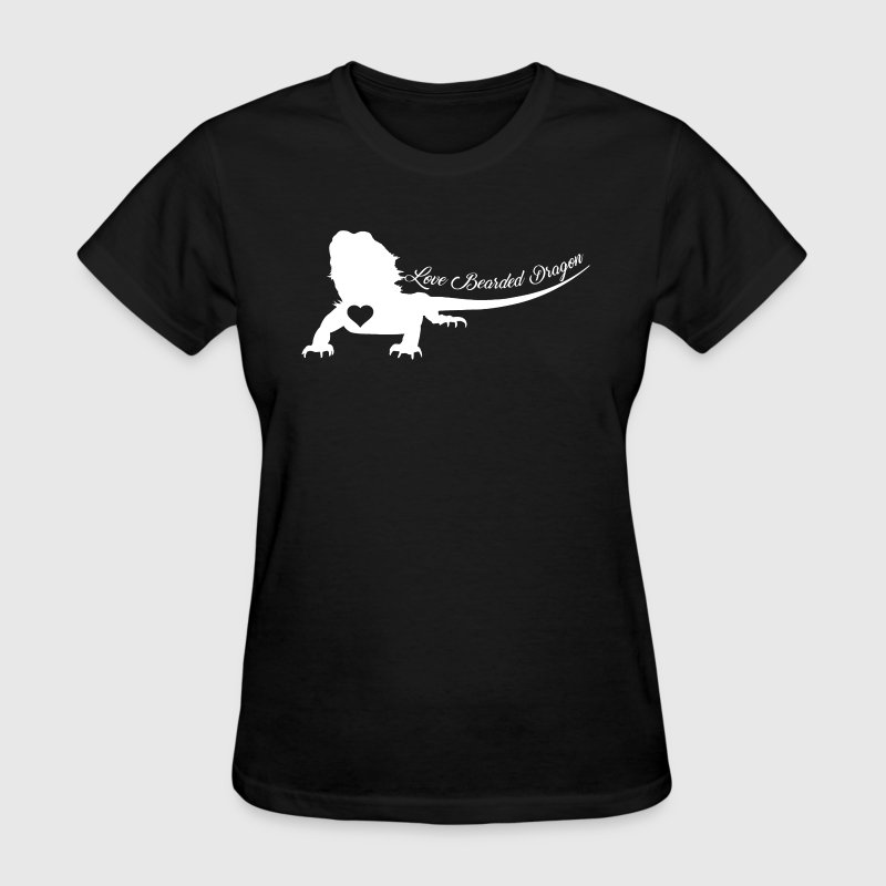 Bearded Dragon Shirt - Women's T-Shirt