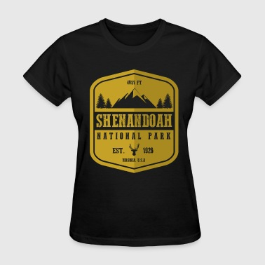 Shenandoah National Park - Women's T-Shirt