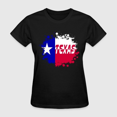 Flag Of Texas Texas Flag - Women's T-Shirt
