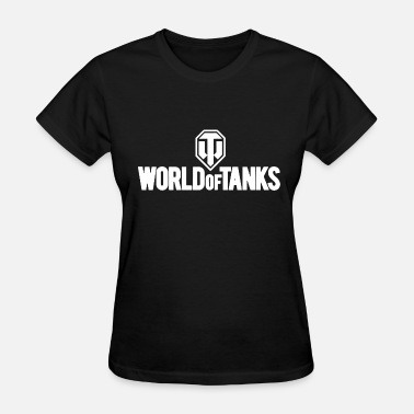 World Funny Hip Hop Top World Of Tanks - Women's T-Shirt