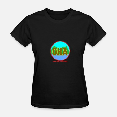 Oha OHA Red - Women's T-Shirt