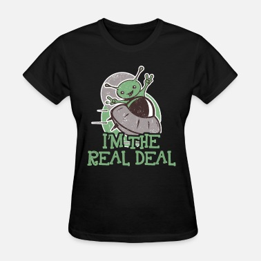 Real Deal i'm the real deal - Women's T-Shirt