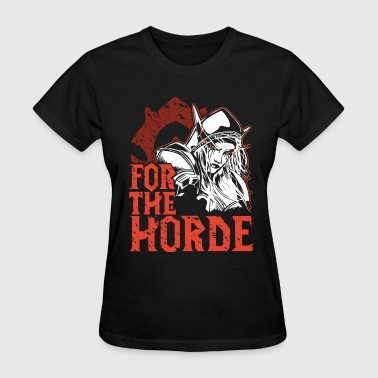Horde Baby for the horde norway t shirts - Women's T-Shirt