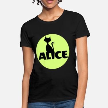 Name Day Alice First name Name Personal gift Name day - Women's T-Shirt