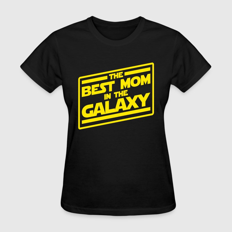 Star Wars - The best mom in the Galaxy - Women's T-Shirt
