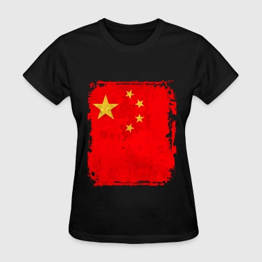China Flag - Women's T-Shirt