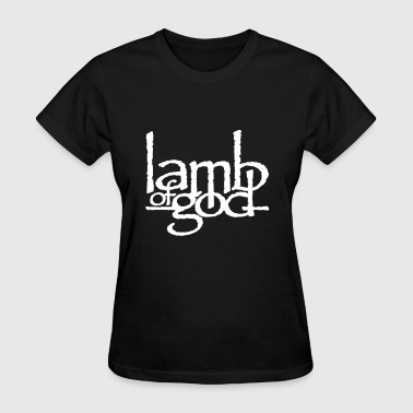 LAMB OF GOD Metal Band - Women's T-Shirt