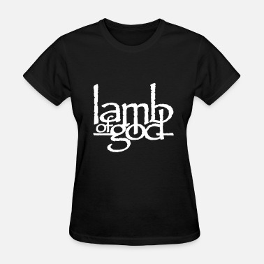 Metal God LAMB OF GOD Metal Band - Women's T-Shirt
