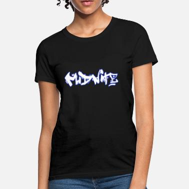 Optic Gaming Midnite MiDNiTE Graffiti - Women's T-Shirt
