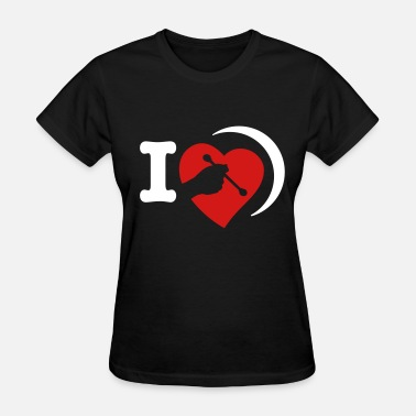 Bodhran Love bodhran - Women's T-Shirt