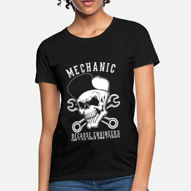 Graphic Mechanic Shirt - Women's T-Shirt