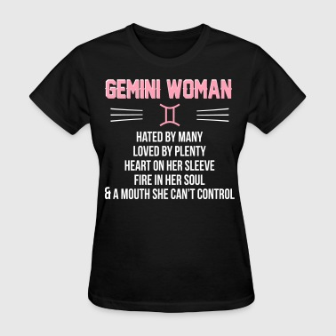 Gemini Woman - Women's T-Shirt