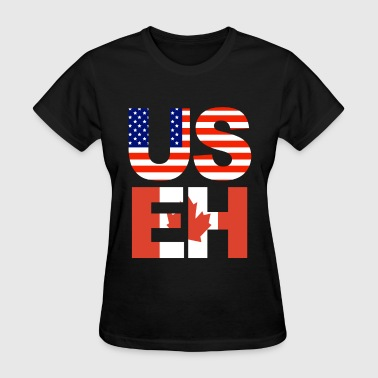 Texas Trill USEH canada american texas - Women's T-Shirt