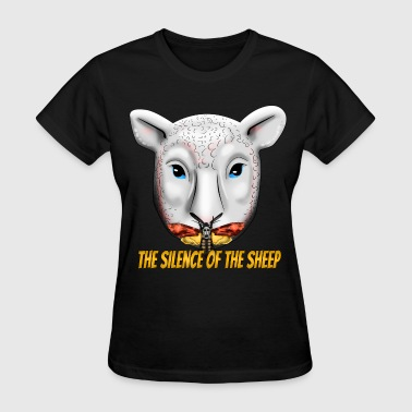 Wwe Funny The Silence of the Sheep - Women's T-Shirt