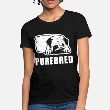 Purebred Dog purebred - Women's T-Shirt