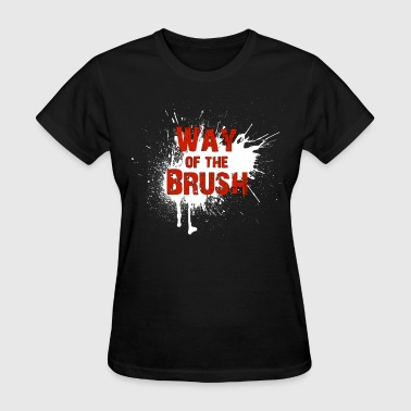 Official Way of the Brush Women's T-Shirt - Women's T-Shirt